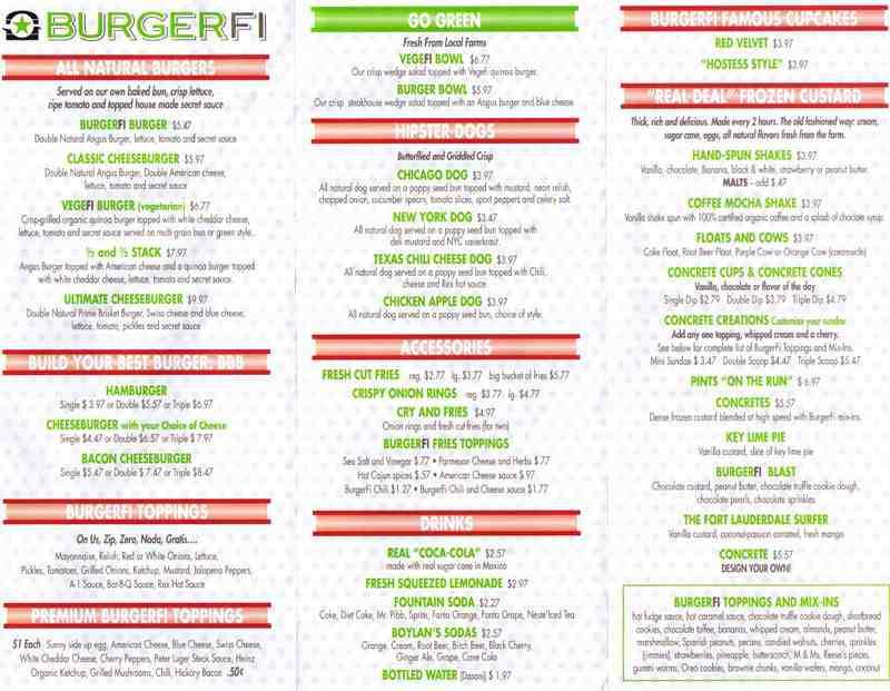 Burgerfi coupon code