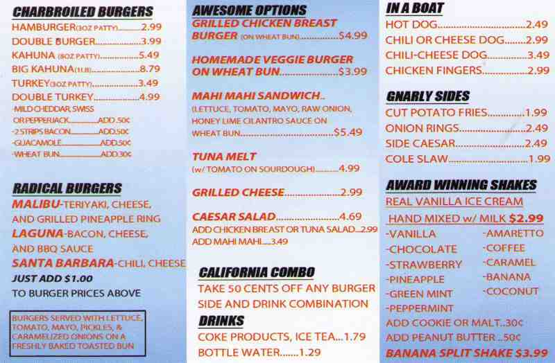 Lovely California Pizza Kitchen Lunch Menu Prices