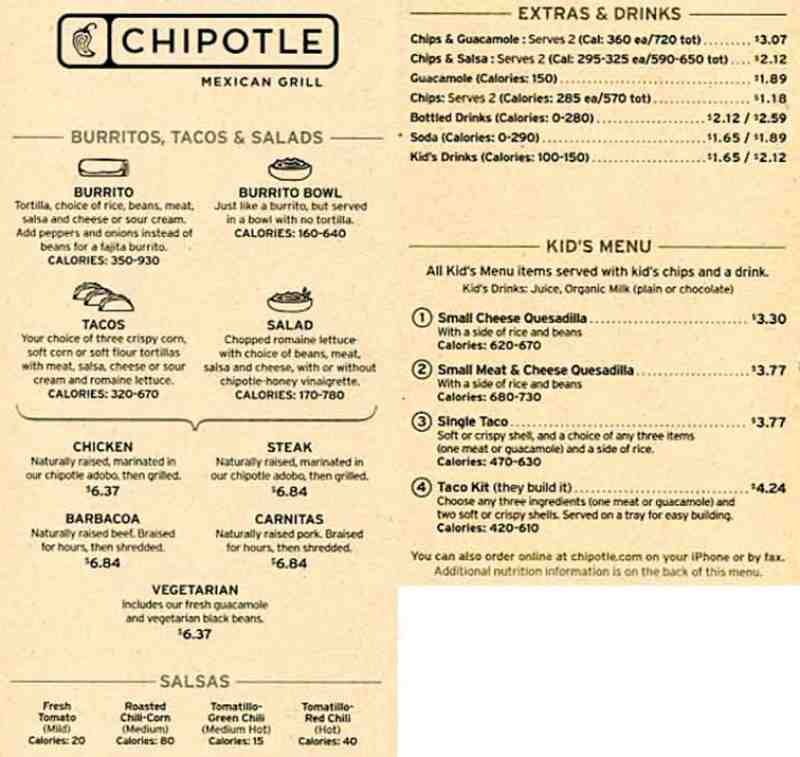 Chipotle Coupons 2017 2018 Best Cars Reviews