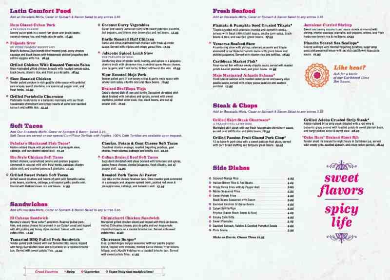 check with restaurant for latest menu and prices. Interior Design Ideas. Home Design Ideas