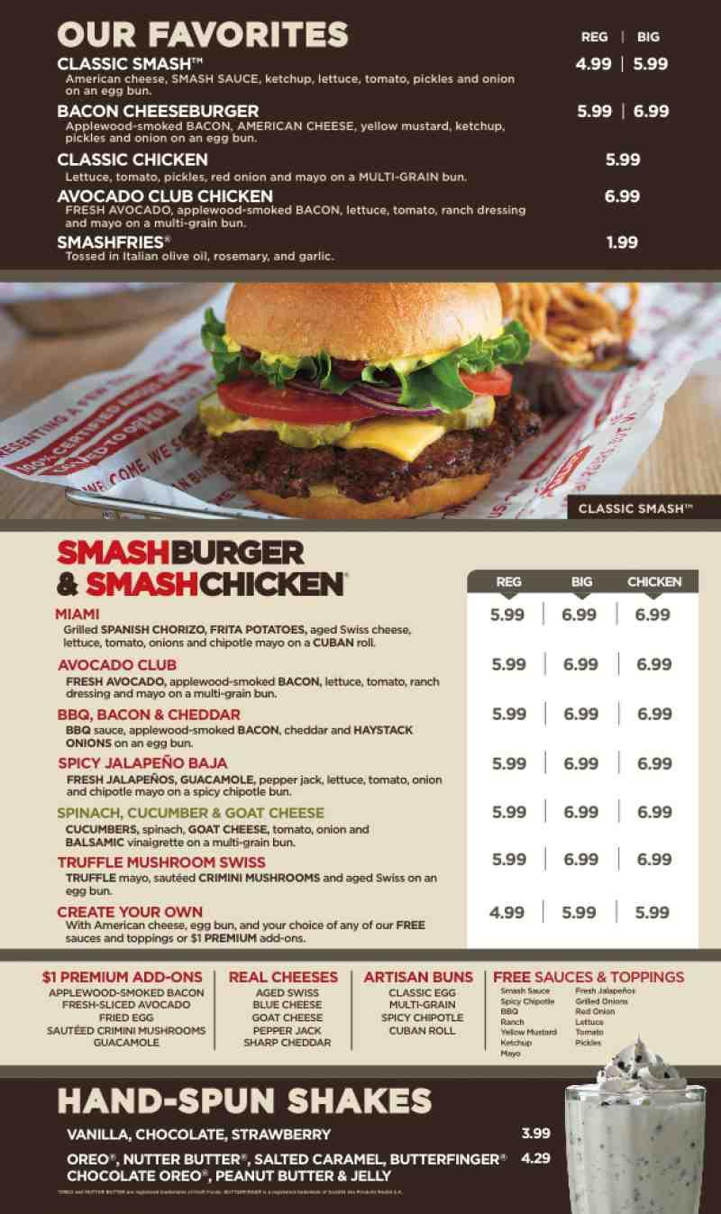 Smash Burger Coupons 2017 2018 Best Cars Reviews