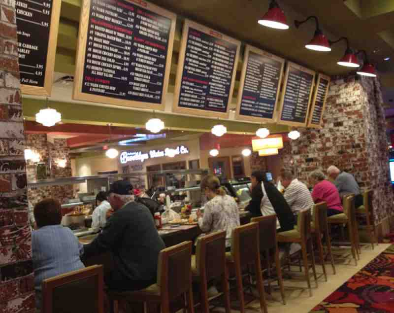 Review of 1st street deli 33073 restaurant 5550 nw 40th for Kosher countertops
