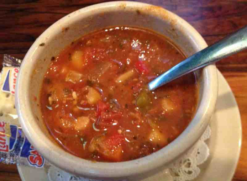 Ale House Conch Chowder