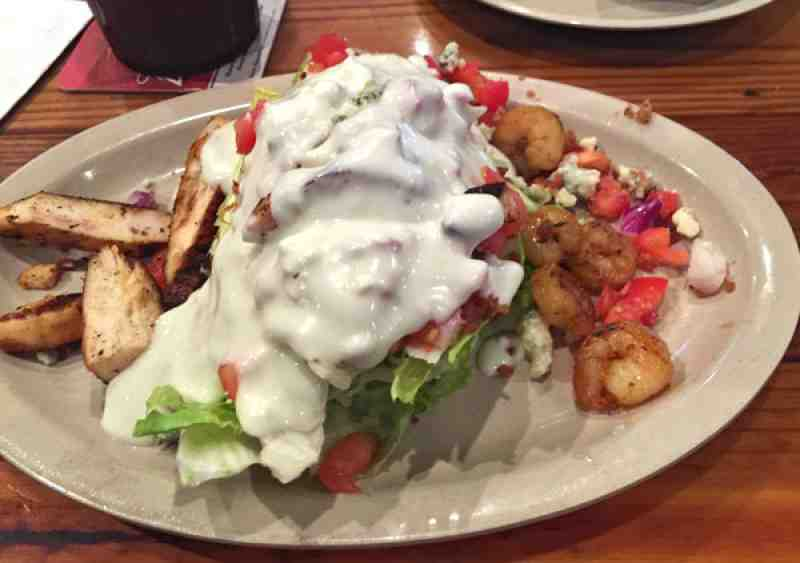 Ale House Wedge Salad