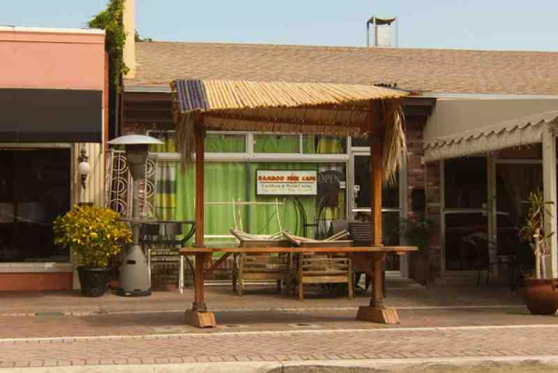 Bamboo Fire Cafe Delray Beach Fl Menu