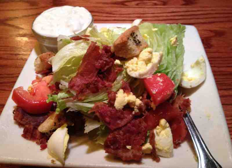 Big Bear Half Wedge Salad