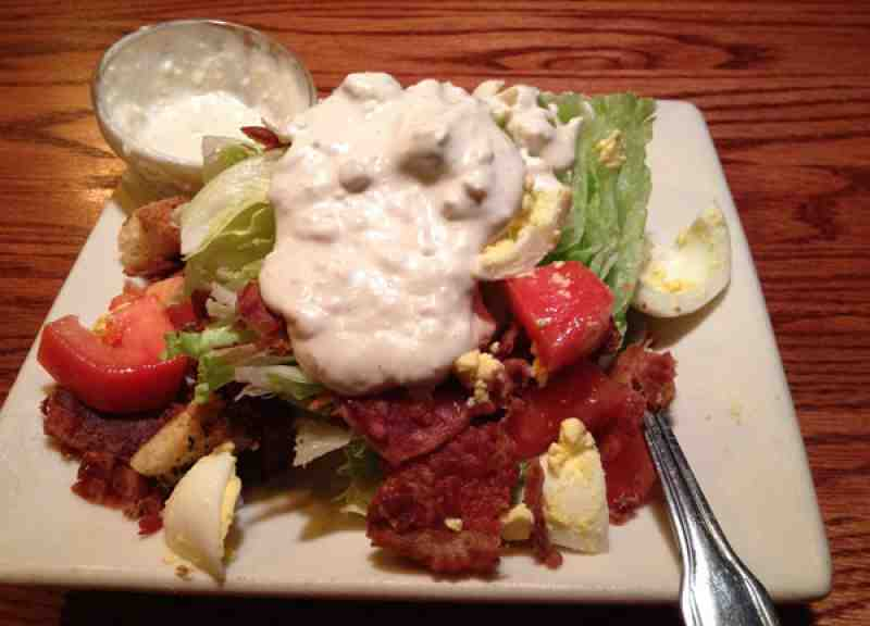 Big Bear Brewing Company 1/2 Wedge Salad
