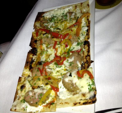 Big City Tavern Flatbread Special