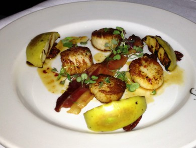 Big City Tavern Scallops