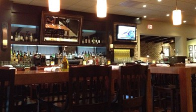 Carrabbas Fort Lauderdale Bar Area