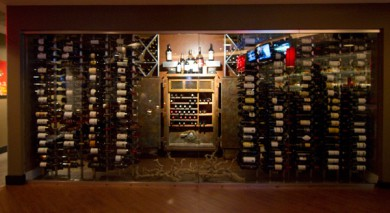 Chima Wine Wall