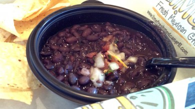 Lime Fresh Mexican Black Beans