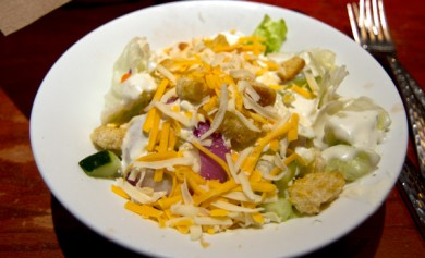 Longhorn Steakhouse Salad