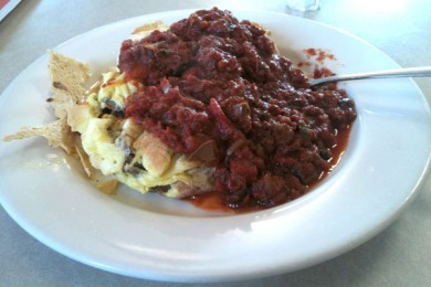 Original Pancake House Spanish Omelet
