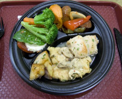 Sbarro buffet place (9/2010)