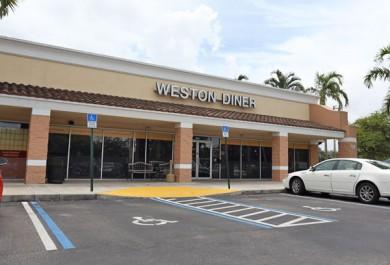 Venues Near Weston Diner 1650