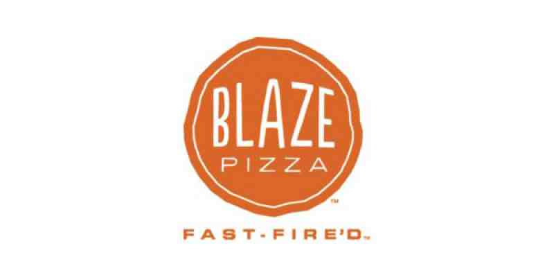 Blaze pizza 33324 restaurant 2135 s university dr