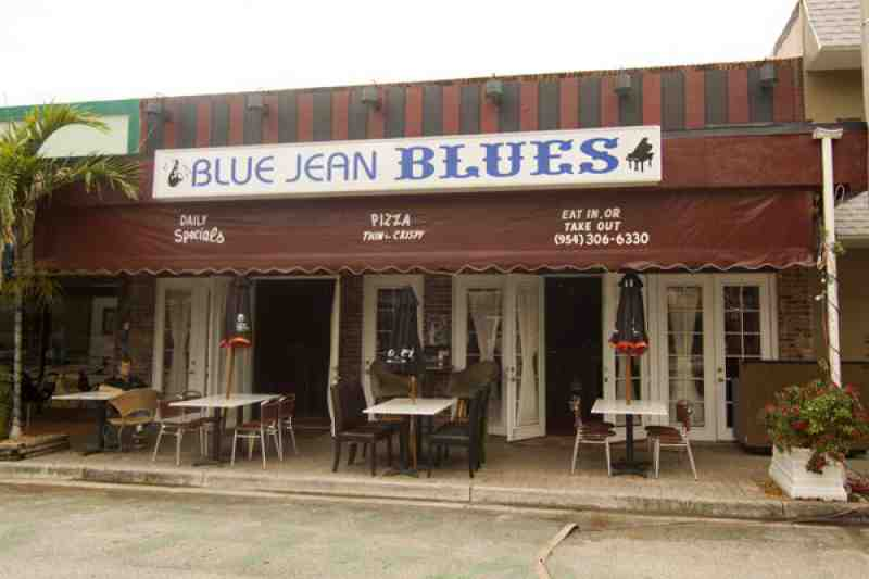 bluejeans blues