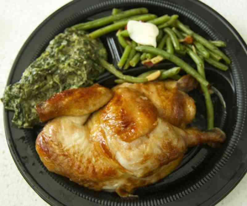 Photo of Boston Market - Duluth, GA, United States. Turkey and mixed veggies