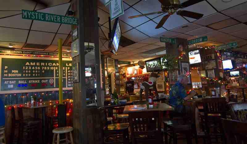 Boston S Restaurant Delray Beach Florida