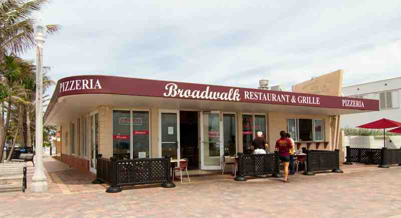 broadwalk restaurant
