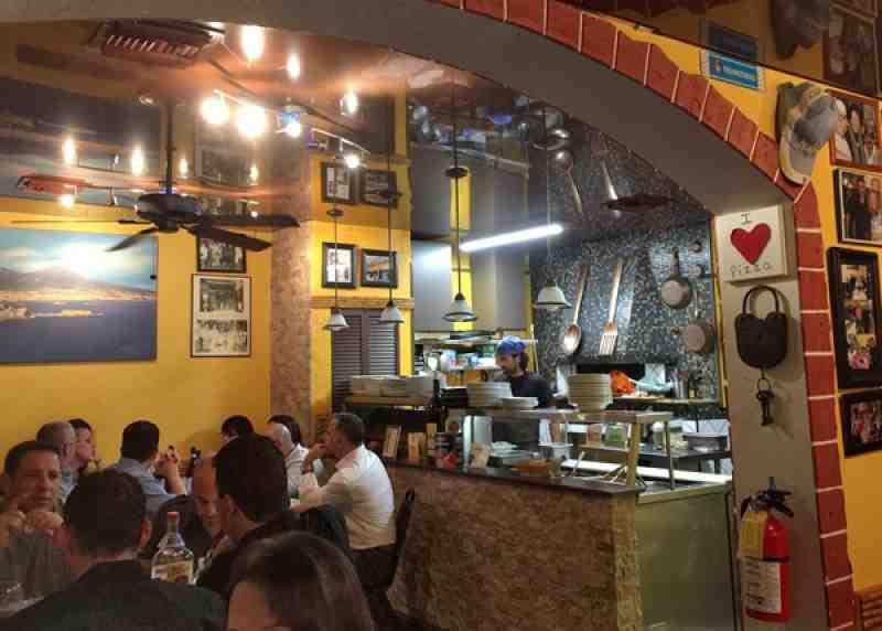 Cafe La Buca Pompano Menu