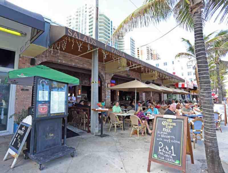 Cafe Del Mar Fort Lauderdale