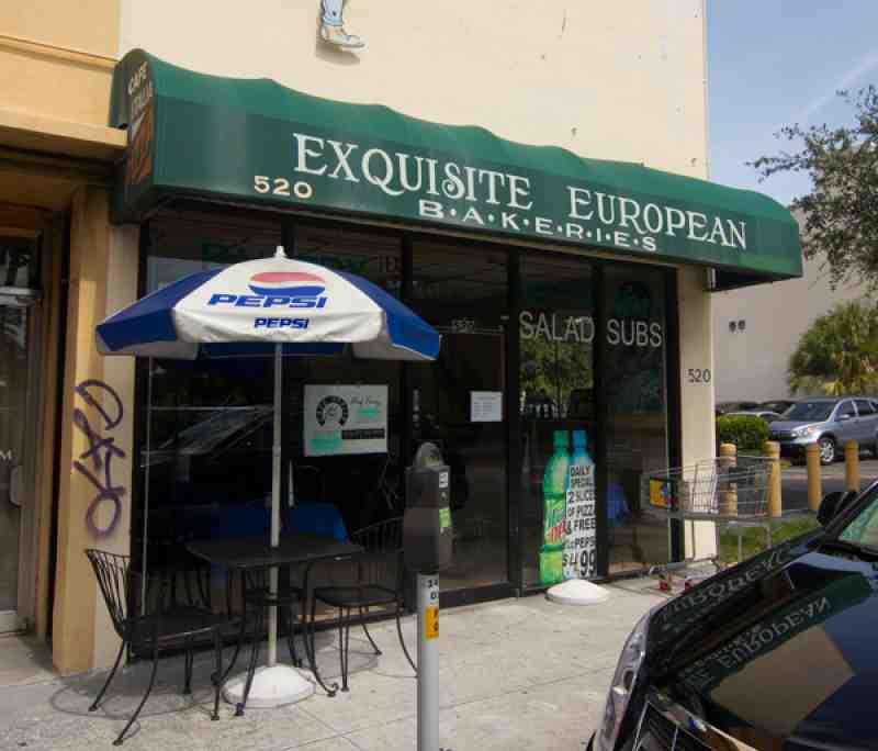Cafe Italia Fort Lauderdale Fl