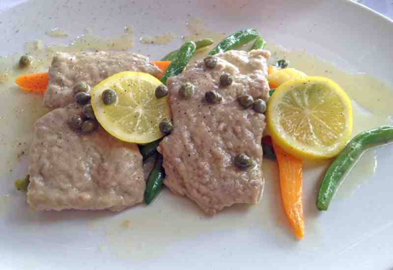 Canale Veal Scaloppine