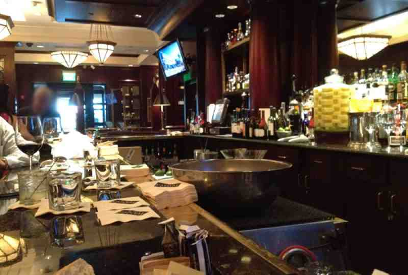 Capital Grill Fort Lauderdale Bar