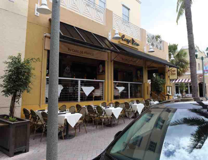 Carpe Diem Restaurant Delray Beach
