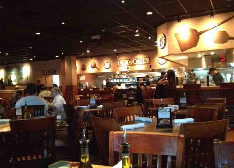 Big Italian Restaurants Near Me: Review Of Carrabba's Italian Grill 33324 Restaurant 1003 S Uni