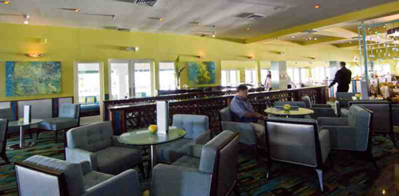 Chart House Fort Lauderdale Interior