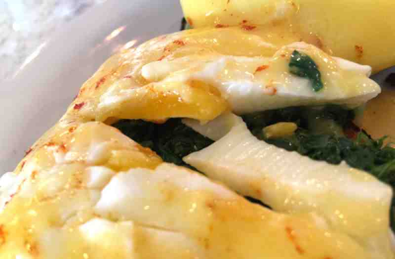 Eggs With Cream, Spinach, And Country Ham Recipes — Dishmaps