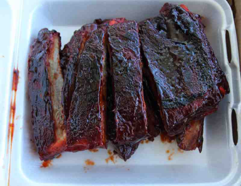 China Lui BBQ Ribs
