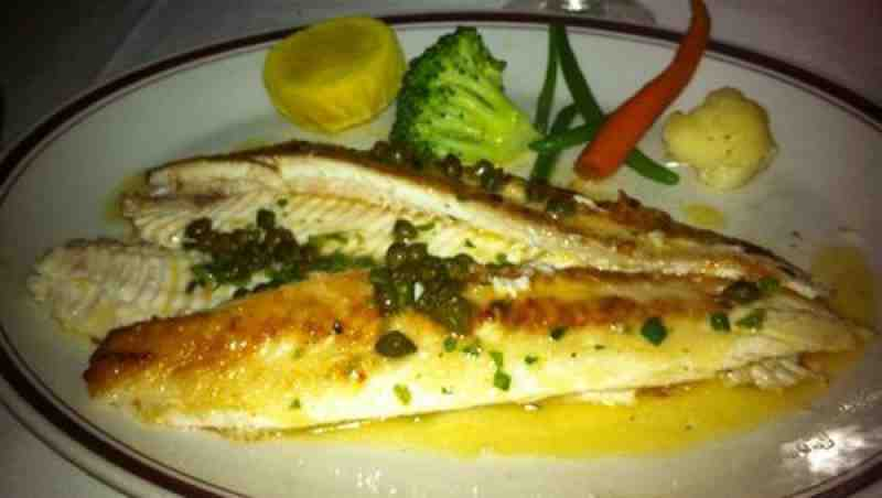 chops lobster dover sole