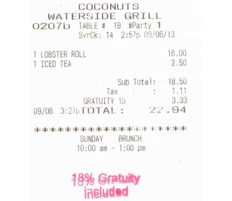 gratuity bill status