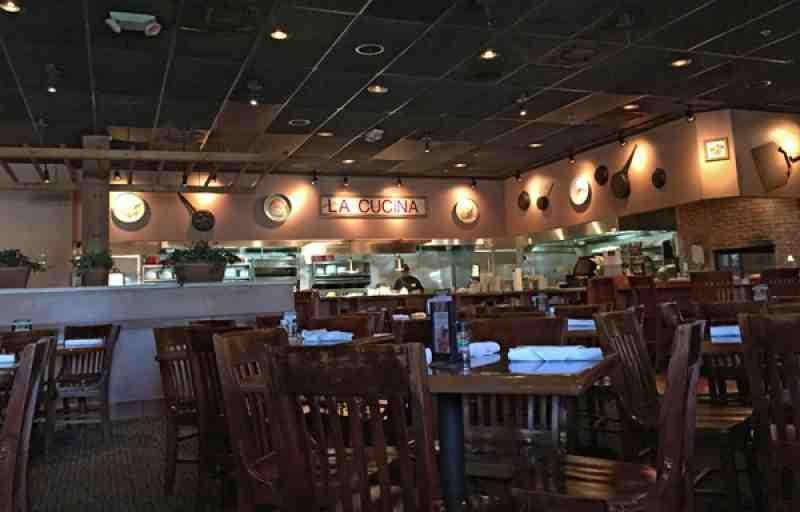Big Italian Restaurants Near Me: Review Of Carrabba's Italian Grill 33062 Restaurant 1299 S Fed