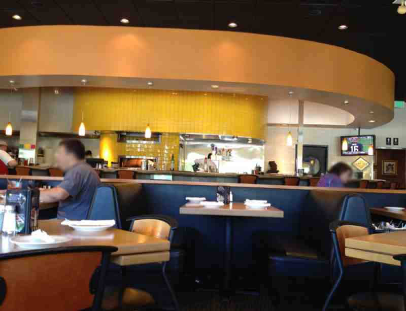 Review Of California Pizza Kitchen 33305 Restaurant 2301 N Fed