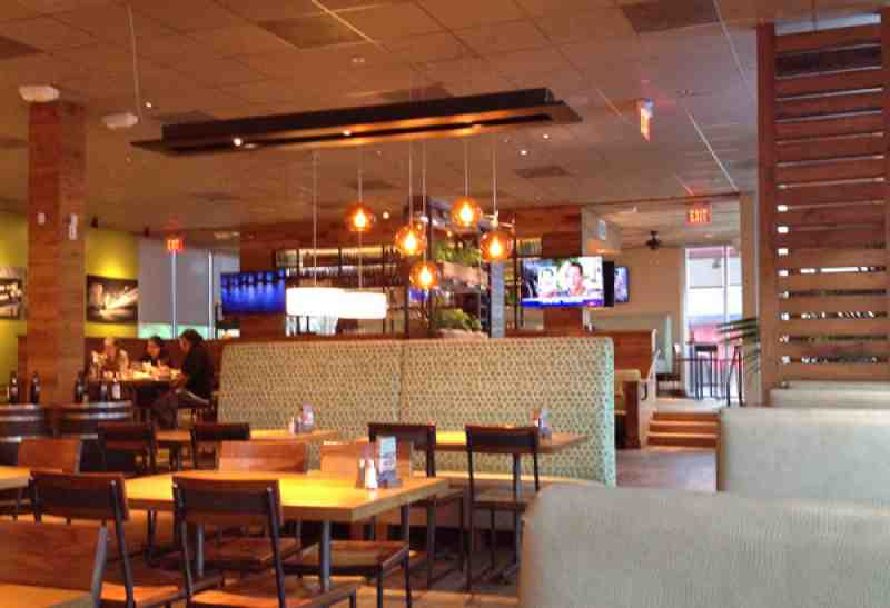 Dorable California Pizza Kitchen Natick Composición - Ideas para ...