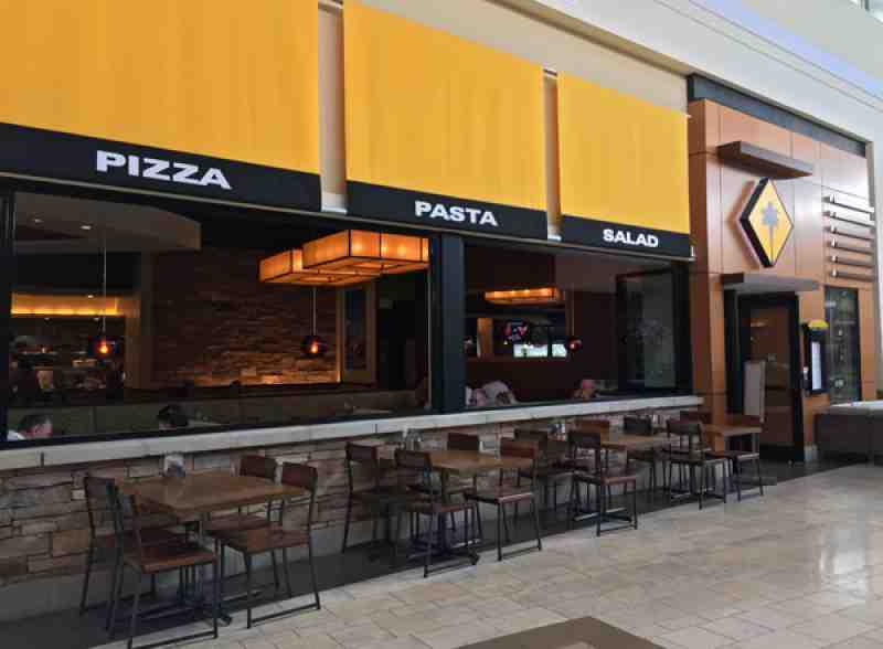 Review Of California Pizza Kitchen 33431 Restaurant Town Cente