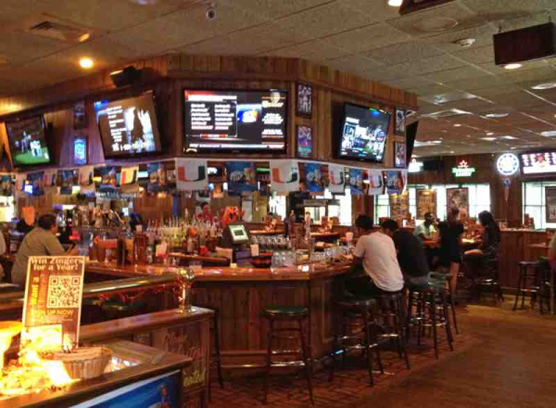 Ale House Deerfield Beach: Review Of Davie Ale House 33324 Restaurant 2080 S University D