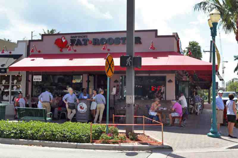 Fat Rooster Delray Beach