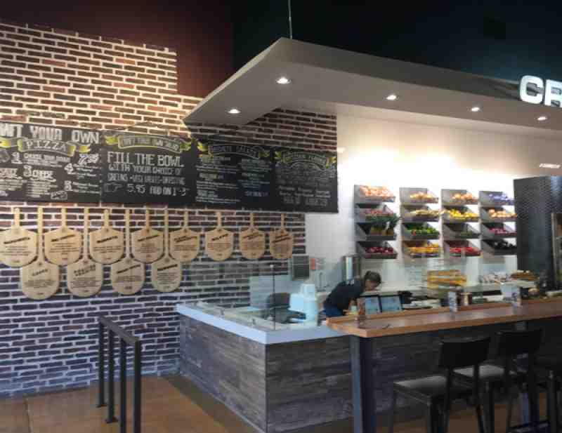 Review of Flash Fire Pizza 33306 Restaurant 2949 N  Federal Hi