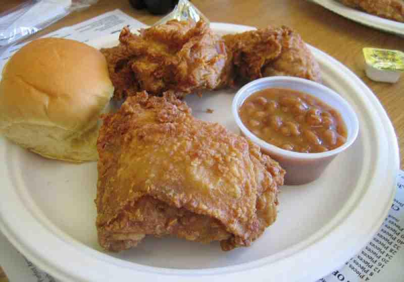 Fran S Chicken Haven 33432 Restaurant 1925 N Federal Hwy