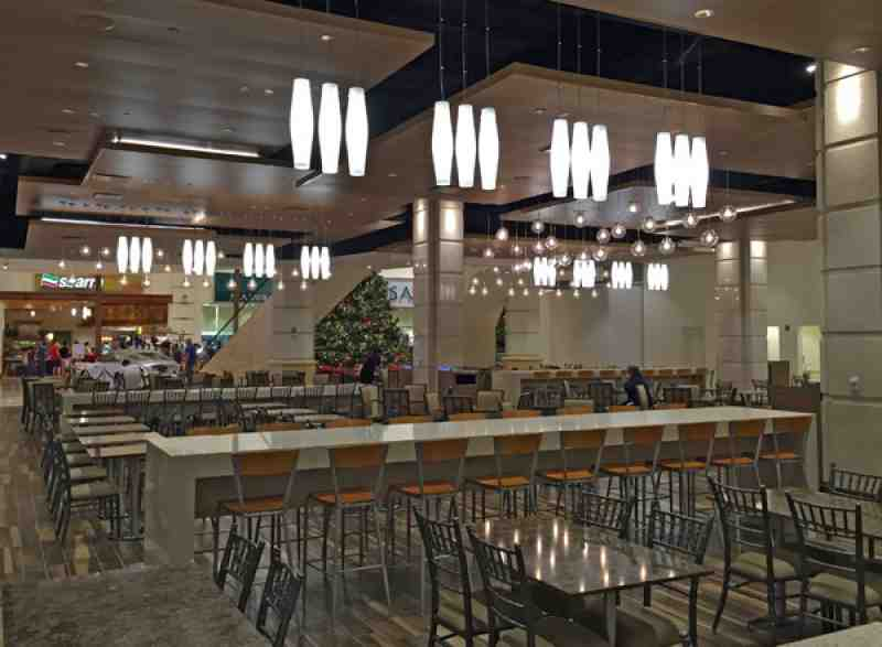 Galleria Mall Food Court Now Open