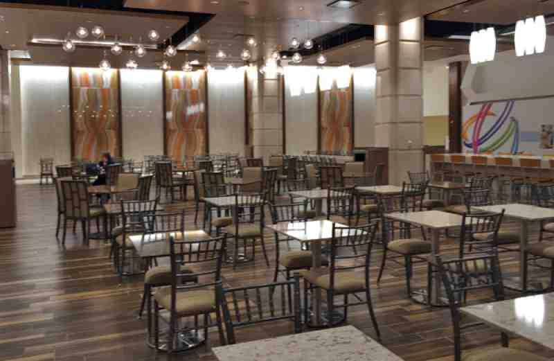 Review Of Galleria Mall Food Court Now Open 33304 Restaurant 2