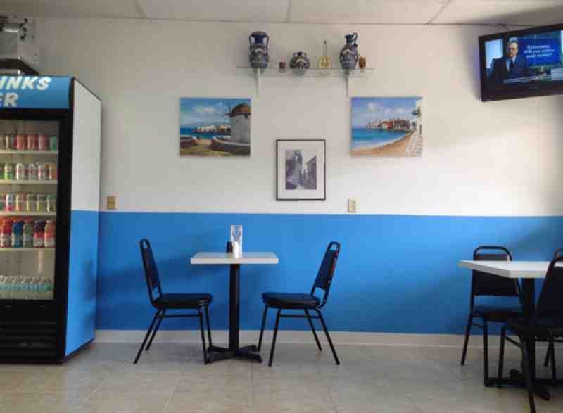 greek kitchen design. Greek Kitchen Interior Review Of 33324 Restaurant 230 S University Dr