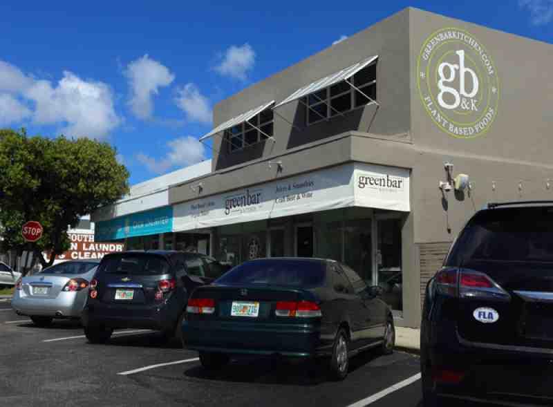 Green Bar Kitchen | Green Bar And Kitchen 33316 Restaurant 1075 Se 17th Street