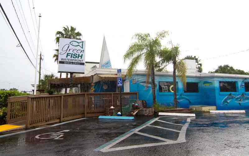 Review of green fish waterfront bar and grill 33305 restaurant for Fish restaurant fort lauderdale